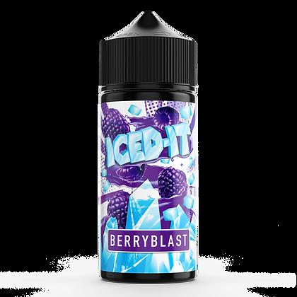 ICED IT BERRY BLAST 100ML
