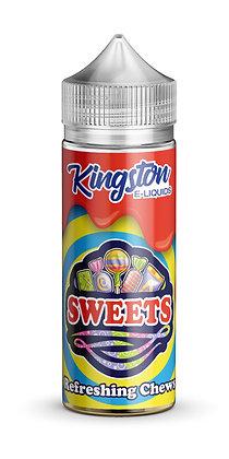 Kingston Sweets – Refreshing Chews – 120ml