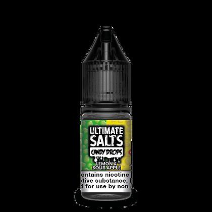 Ultimate Salts Candy Drops - Lemon & Sour Apple