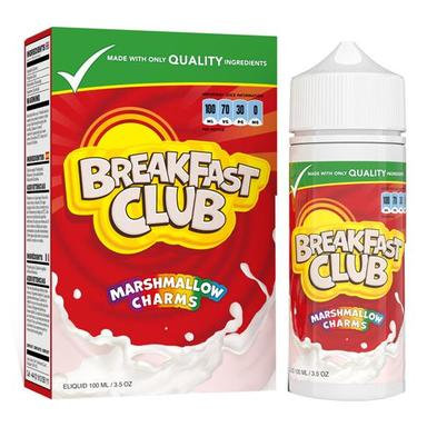 Breakfast Club – 100ml Marshmallow Charms
