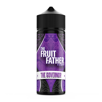 The Fruit Father 100ml Blackcurrant Ice