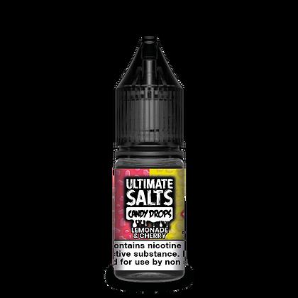 Ultimate Salts Candy Drops - Lemonade & Cherry
