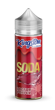 Kingston Soda – Doctor Popper – 120ml