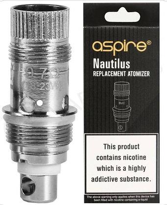 Nautilus 1.8 coils pack of 5