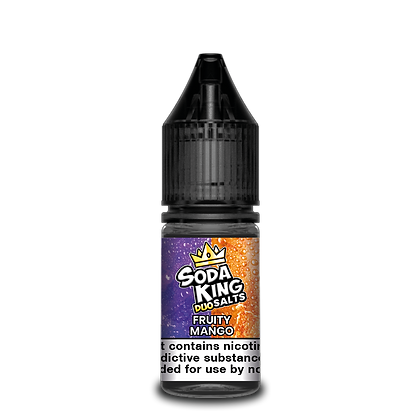 Soda King DUO Salts Fruity Mango