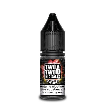 TWOTWO6 Nic Salts - Somethin' Fruity