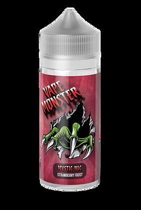 Vape Monster - Mystic Mic (Stawberry Frost) 100ml