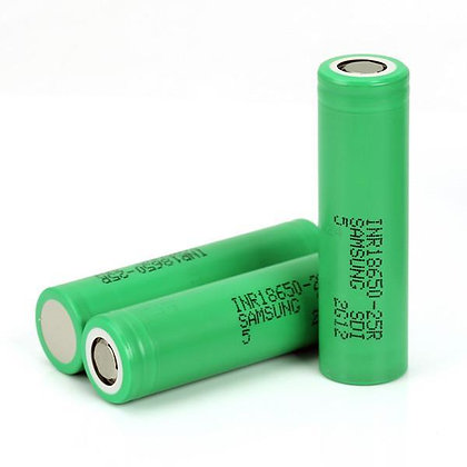 SAMSUNG 18650 SINGLE RECHARGEABLE BATTERY