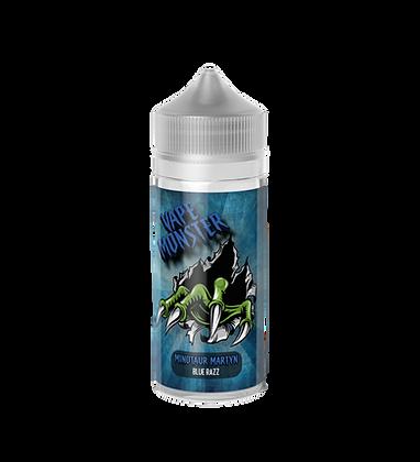 Vape Monster - Minotaur Martyn (Blue Razz) 100ml
