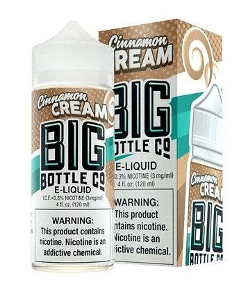 Big Bottle Co. Cinnamon Cream 100ml
