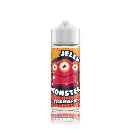 Jelly Monster Strawberry 100ml