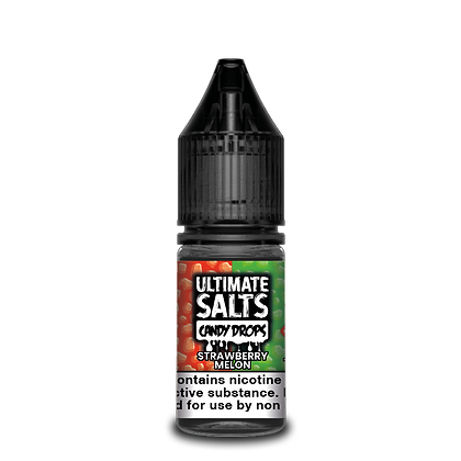 Ultimate Salts Candy Drops - Strawberry & Melon