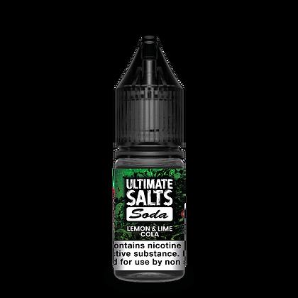 Ultimate Salts Soda - Lemon & Lime Cola