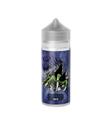 Vape Monster - Kraken Kay (Vimtoe) 100ml
