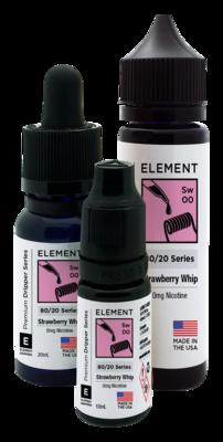 Element Dripper Series - Strawberry Whip 100ml