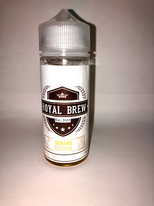Royal Brew Banana Crunch