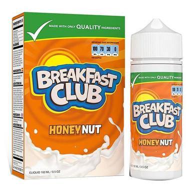 Breakfast Club – 100ml Honey Nut