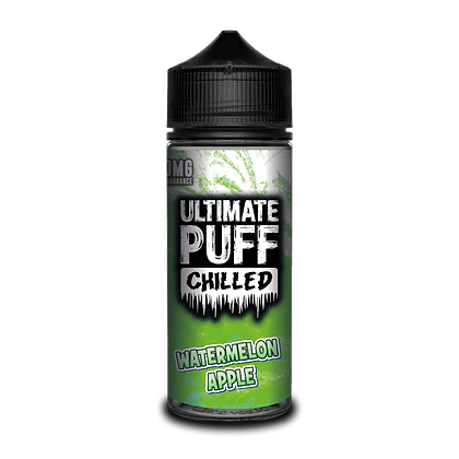 Ultimate Puff Chilled - Watermelon & Apple