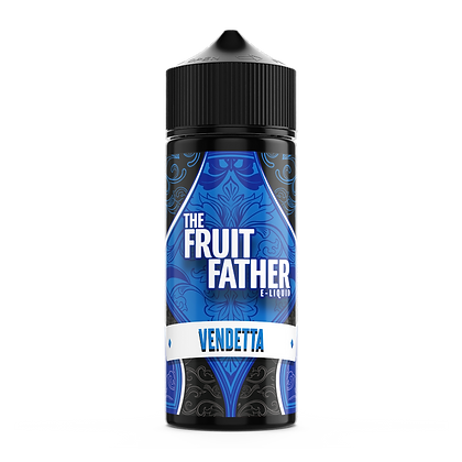 The Fruit Father 100ml Mixed Berry