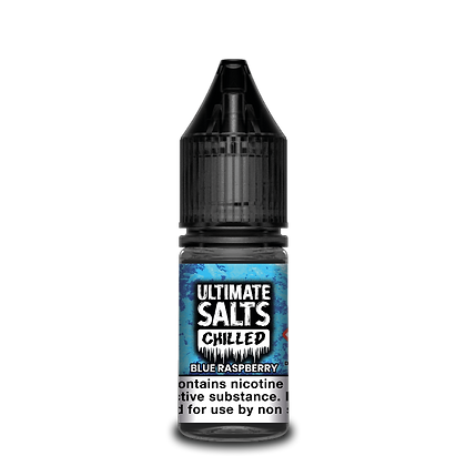 Ultimate Salts Chilled - Blue Raspberry