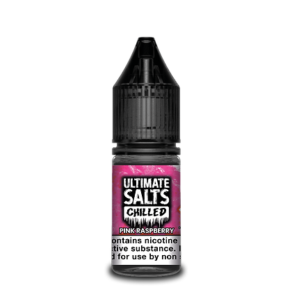 Ultimate Salts Chilled - Pink Raspberry