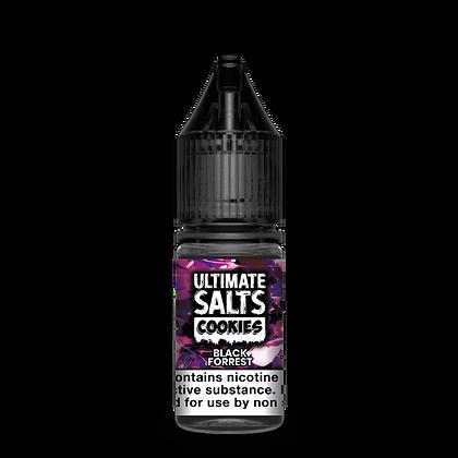 Ultimate Salts Cookies - Black Forest