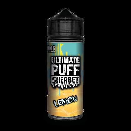 Ultimate Puff Sherbet  - Lemon