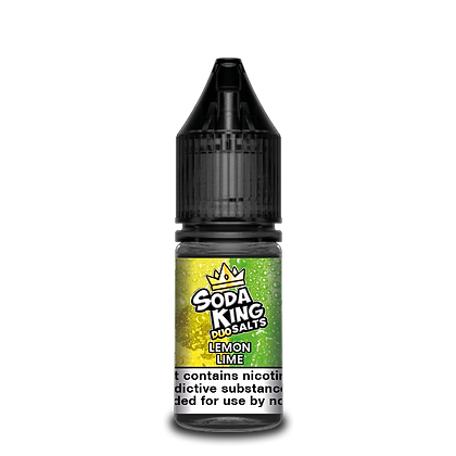 Soda King DUO Salts Lemon & Lime