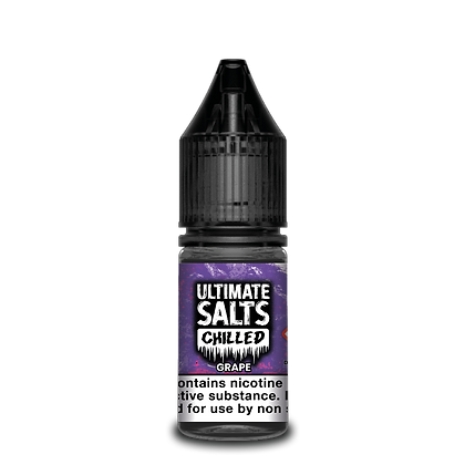 Ultimate Salts Chilled - Grape