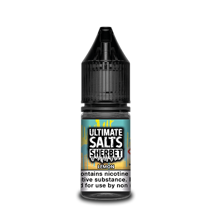 Ultimate Salts Sherbet - Lemon