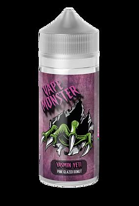 Vape Monster - Yasmin Yeti (Pink Glazed Donut)