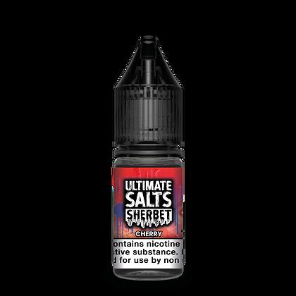 Ultimate Salts Sherbet - Cherry