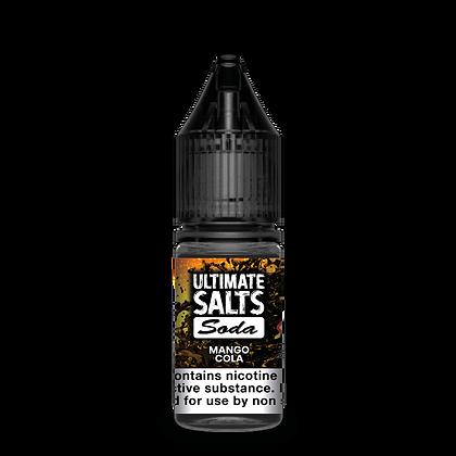Ultimate Salts Soda - Mango Cola