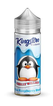 Kingston Chilly Willies – Blue Raspberry Slush – 120ml