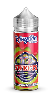 Kingston Sweets – Watermelon Slices – 120ml