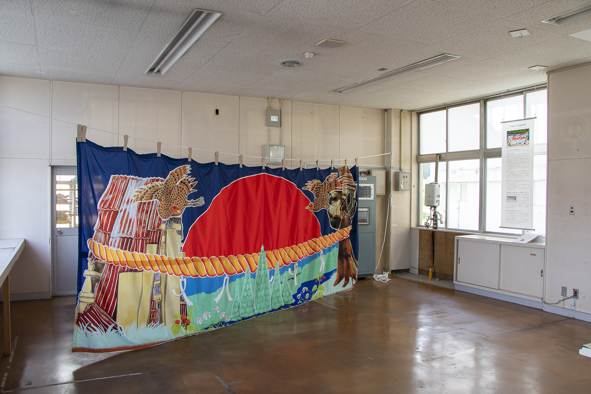 Info-Exhibition of Kamikoani Project