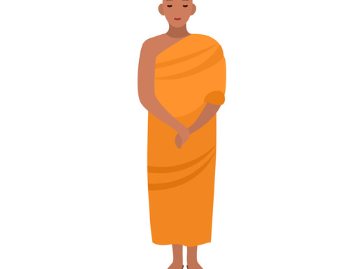 Buddhist Monk rescued from cave