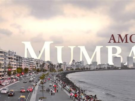 Stranger in Mumbai