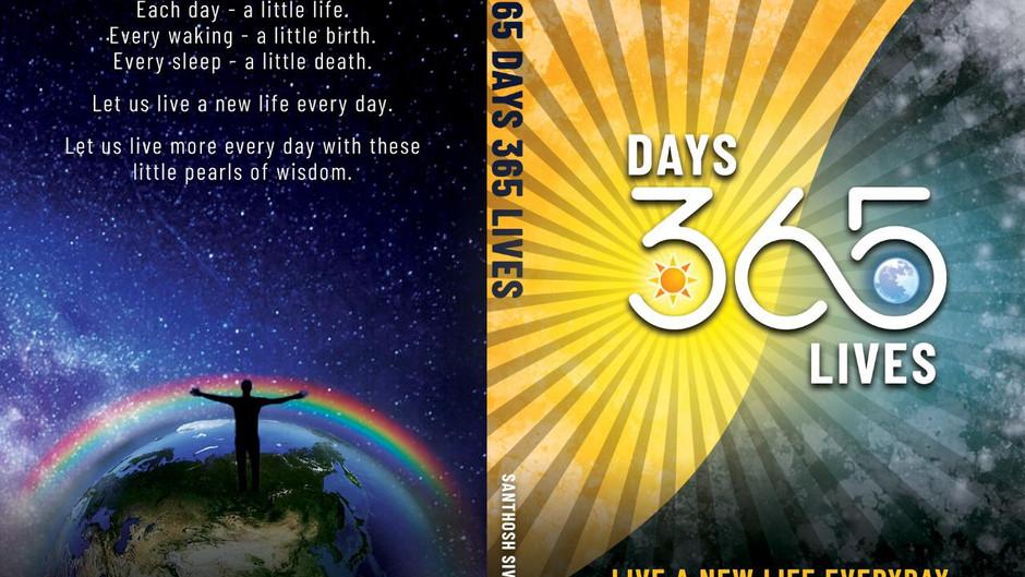 365 Days 365 Lives - Book Trailer