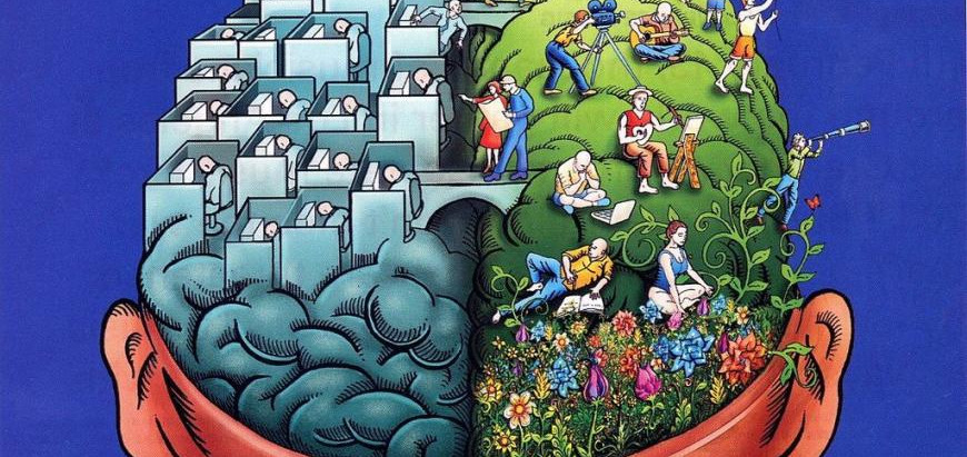 The Future is Right Brained - Why?