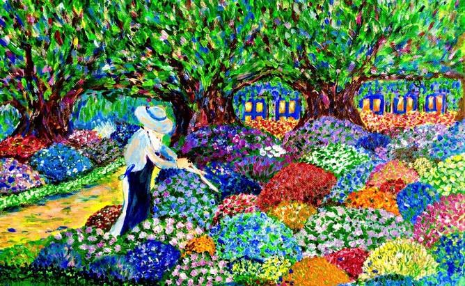The Wisdom Gardener - Part II