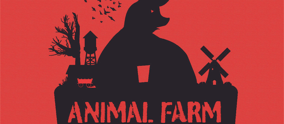 Animal Farm – Book Review -                     Guest Post