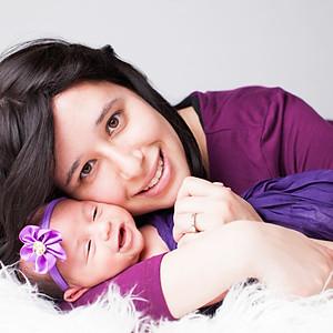 Newborn Margolis Family
