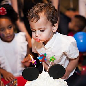 Valentin 2 years Birthday Party