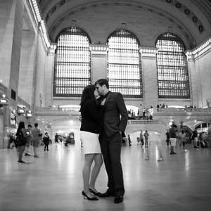 Zachary Jarvinen#Grand Central#Central Park