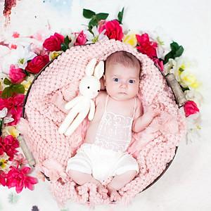 Nikki Dellostretto Baby#Newborn Session