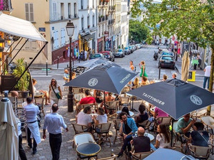 Alert! The terraces are finally open in Paris