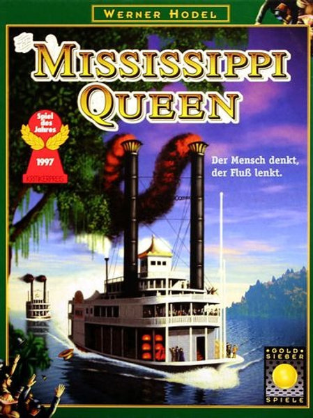Mississippi Queen (Pre-owned)