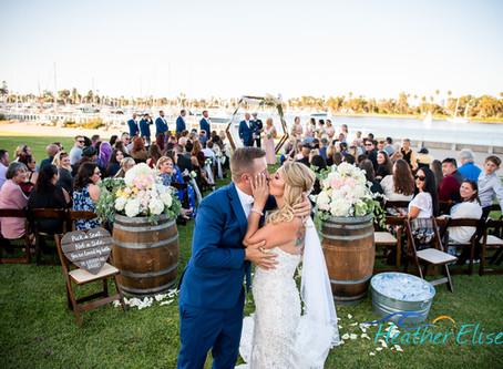Coronado Community Center Wedding | San Diego Wedding Photographer