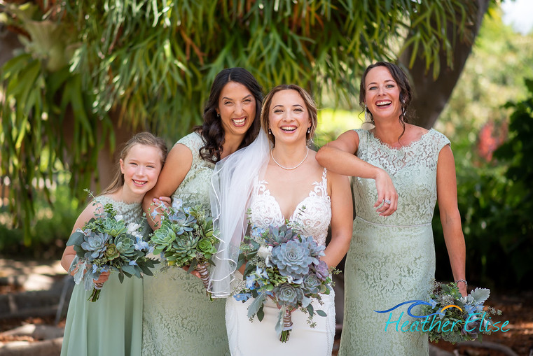 San Diego Botanic Gardens Wedding (234 o